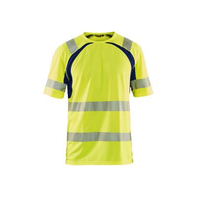 Blåkläder UV varsel t-skjorte verktøy.no