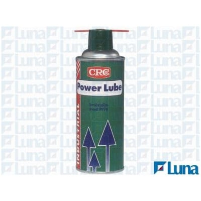 SMØREMIDDEL 400ML CRC POWER LUBE