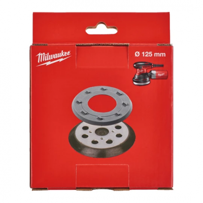 Milwaukee Slipesåle 125mm ROS125E