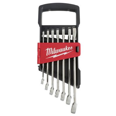 Milwaukee Max BITE™ Kombinasjonsnøkkelsett 7 stk verktøy.no