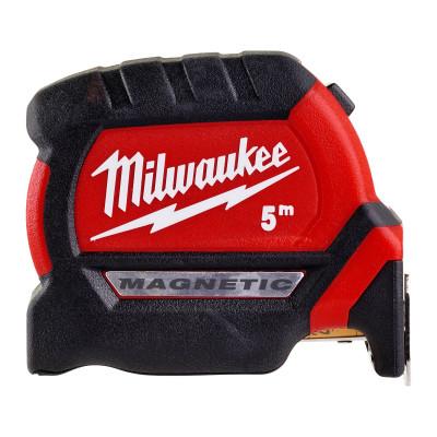 Milwaukee Magnetisk Målebånd Gen III 5M Verktøy.no