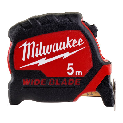 Milwaukee Premium Bred Målebånd 5M
