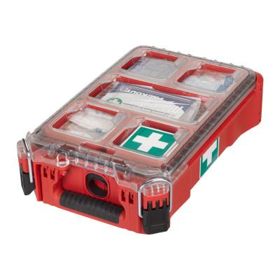 Milwaukee PACKOUT™ Førstehjelpskoffert DIN 13157