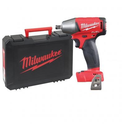 Milwaukee 18V muttertrekker ½˝ med friksjonsring M18 FIWF12-0X verktøy.no