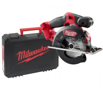 Milwaukee sirkelsag metall M18 FMCS-0X verktøy.no