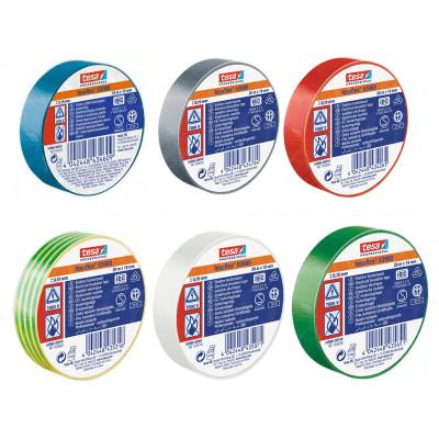 Tesa Professional 53988 Soft PVC isoleringstape Tape Verktøy.no
