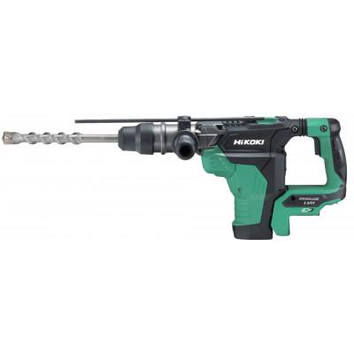 HIKOKI Borhammer SDS-max 36V (MULTI VOLT) DH36DMA (Solo) med maskinkoffert & tilbehør verktøy.no