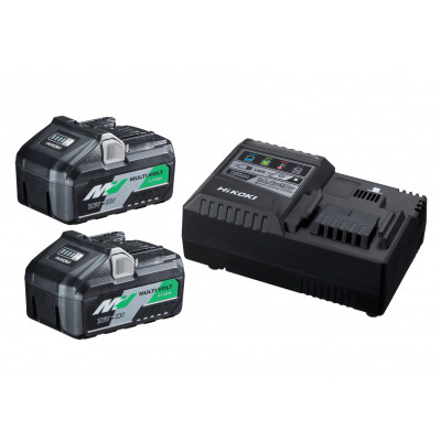 Batteripakke 36V 68020012 4966376332205 BATTERIPAKKE 2XBSL36B18/UC18YSL3