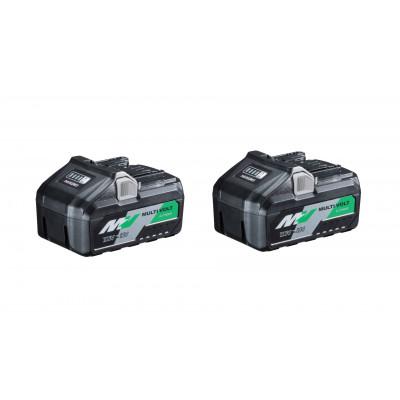 HIKOKI batteripakke 36V Multi volt 2 x BSL36B18 verktøy.no