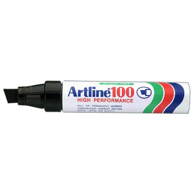 TUSJ MERKE ARTLINE 100-SORT