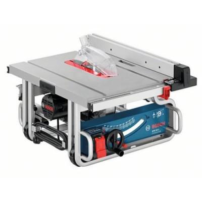 Bosch Bordsirkelsag GTS 10 J med Bosch Transport- og arbeidsbord GTA 600