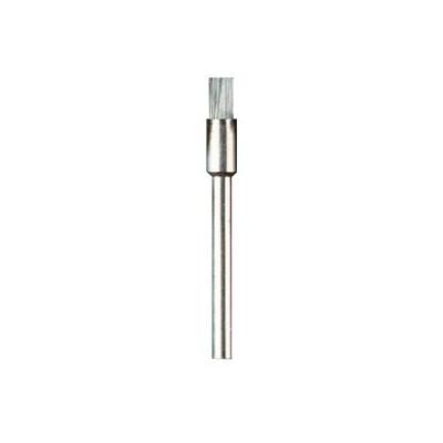 Dremel børste av karbonstål 3,2 mm (443) verktøy.no