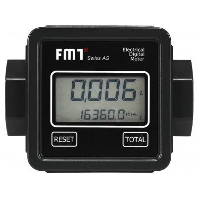 Digital mengdemåler NEF 23195 verktøy.no