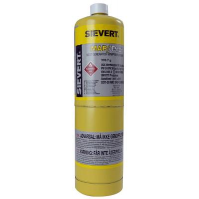 Sievert engangs MAPP Gass beholder E400