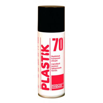 VERNELAKK PLASTIK 70 200ML CRC