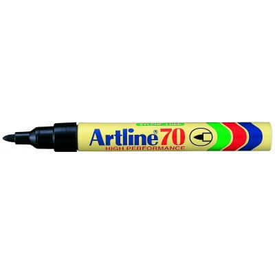 TUSJ MERKE ARTLINE 70 SORT SB4