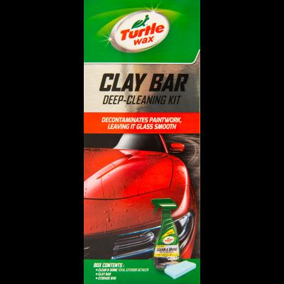 Turtle Wax Clay bar kit