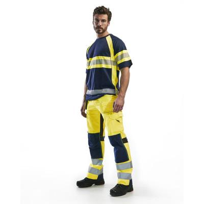 Blåkläder UV-beskyttet t-skjorte verktøy.no
