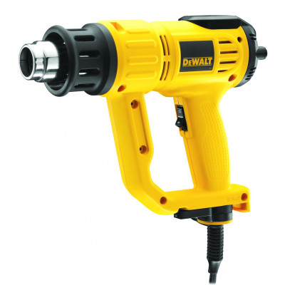 DeWalt D26414 Varmepistol 2000W, digital med LED