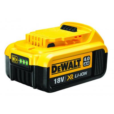 DeWalt Batteri Batteri 18V 4Ah XR Li-Ion DCB182