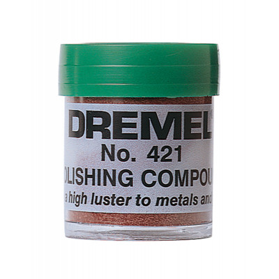 DREMEL POLERINGSMIDDEL (421)