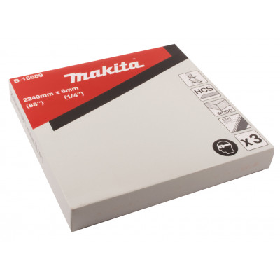 Makita BÅNDSAGBLAD 2240X6MM B-16689