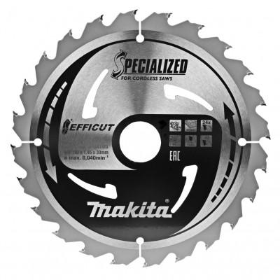 Makita Sirkelsagblad EFFICUT 190X30X24T B-64185
