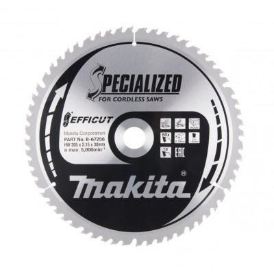 Makita Sirkelsagblad EFFICUT 305X30X60T B-67256