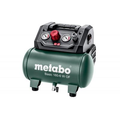 Metabo kompressor BASIC 160-6 W OF Verktøy.no