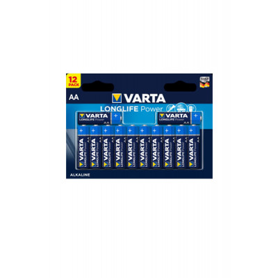 VARTA BATTERI HIGHENERGY LR06 / AA 12-PAK