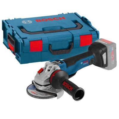 Bosch vinkelsliper GWS 18V-125 PSC Professional solo verktøy.no
