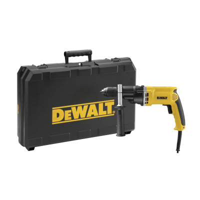 DeWalt 770W borskrutrekker med slag i koffert D21805KS  verktøy.no