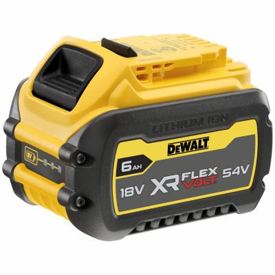 DeWalt 18V / 54V XR FlexVolt 6Ah batteri  verktøy.no