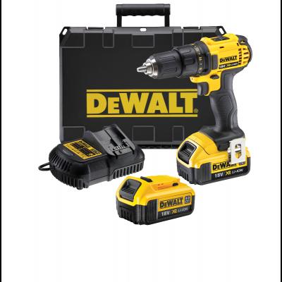 DeWalt DCD780M2 Drill 18V XR Li-Ion, 4,0 Ah