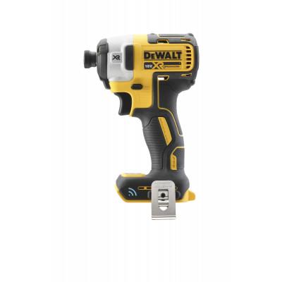 DeWalt 18V XR Slagtrekker Tool Connect i TSTAK verktøykasse Uten batteri & lader DCF888NT