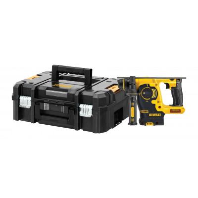 DeWalt 18V XR borhammer SDS-Plus DCH253NT 3 funksjoner i Koffert uten batteri & lader verktøy.no