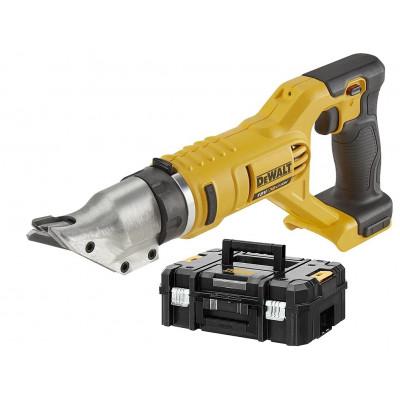 DeWalt Metallsaks, lett og kompakt - naken i kasse DCS491NT verktøy.no