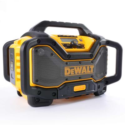 DeWalt Radio/Lader DAB+/FM DCR027 uten batteri & lader verktøy.no