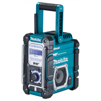 Makita DAB+ radio 7.2-18V / AC A2DP