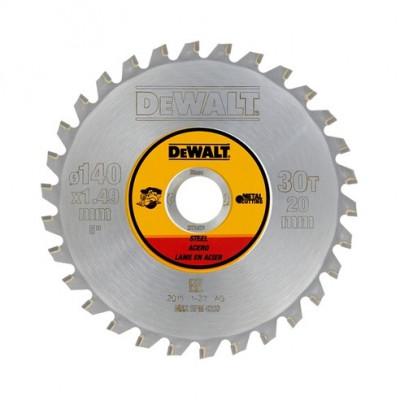 DeWalt METALLBLAD 140 X20 X30T DT1923