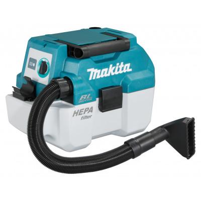Makita 18V BL LXT Støvsuger DVC750LZ Uten batteri & lader