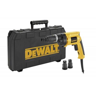 DeWalt skrutrekker for selvborende skruer i koffert DW264K  verktøy.no
