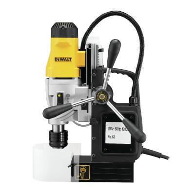 DeWalt magnetisk drill 2 hastigheter 50mm DWE1622K  verktøy.no