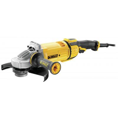DeWalt Vinkelsliper 2600 W 230 mm DWE4579 verktøy.no