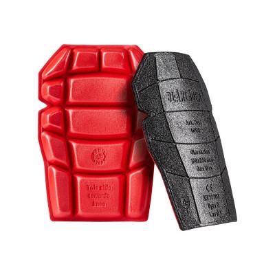 Blåkläder kneputer svart/rød 4058 verktøy.no