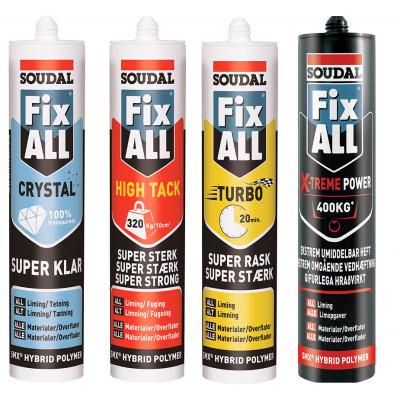 Soudal Fix All - MS Polymer Fugelim