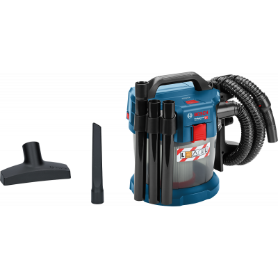 Bosch Batteridrevet Tørr-/våtsugere GAS 18V-10 L Professional