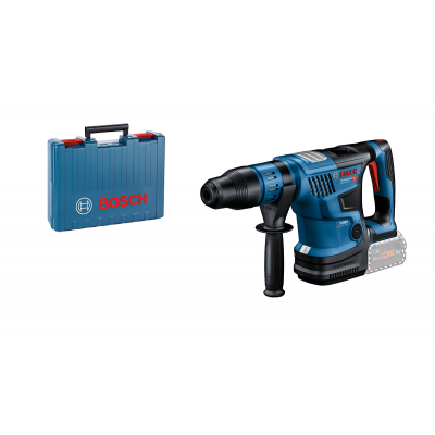 BOSCH borhammer SDS max GBH 18V-36 C BITURBO med tilbehørssett