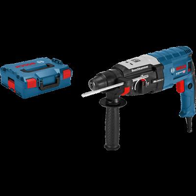Bosch Borhammer GBH 2-28 SDS plus i L-BOXX med Tilbehørssett