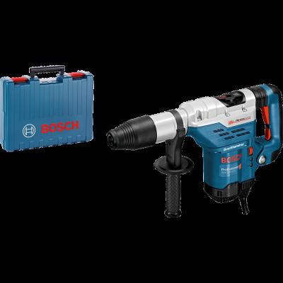 Bosch borhammer med SDS-max GBH 5-40 DCE i transportkoffert